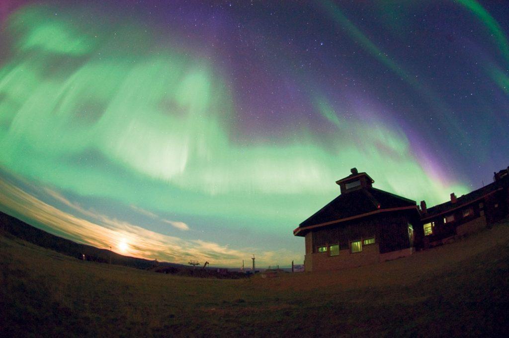 Charms of Arctic Auroras avaa pohjoisen talvikauden