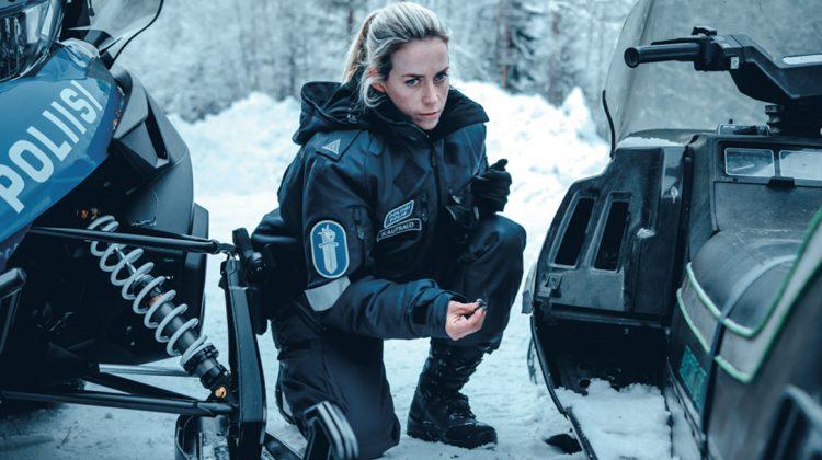 Nordic noir-filmiä Ivalossa