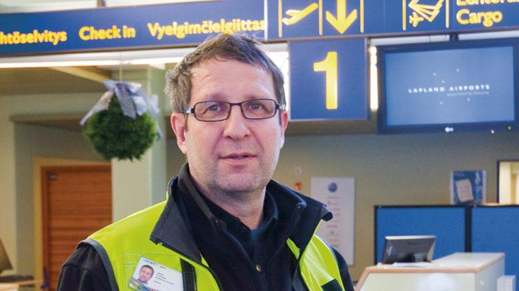 Kasvu jatkuu Ivalon lentoasemalla