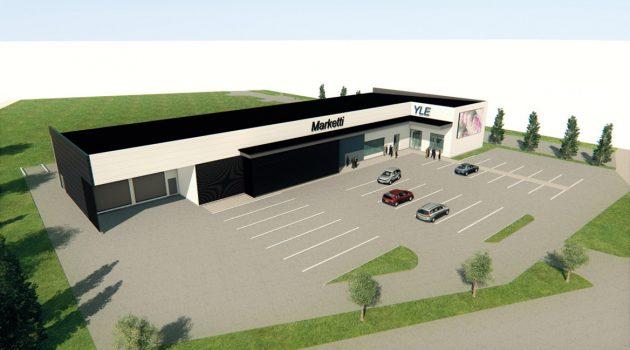 Inarin kirkonkylään Arinan Sale ja uusi K-Market Myös Yle Sápmi uusiin tiloihin